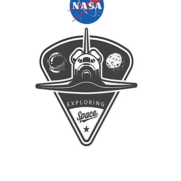 NASA Exploring Space Shuttle Mission by martynesmerch