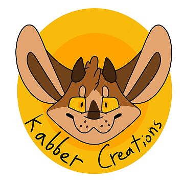 Kabber Creations - sticker by kabber