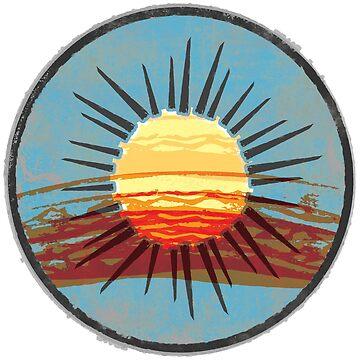 Sonnenuntergang von Periartwork