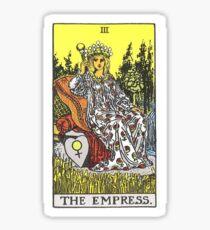 The Empress Tarot Sticker