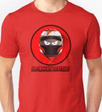 Kimi RAIKKONEN_2015_Helmet #7 Unisex T-Shirt