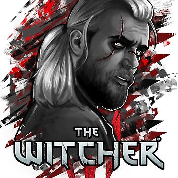 The Witcher - Henry Cavill by Pachorriento