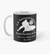 U.S. National Pond Hockey Assoc. T-Shirt Mug