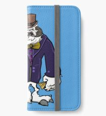 Willy Wampa iPhone Wallet/Case/Skin
