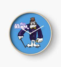 Willy Wampa Clock