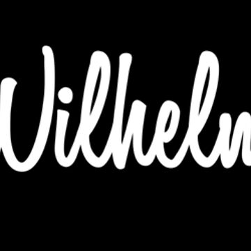 Hey Wilhelm buy this now by namesonclothes