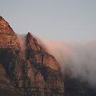 """""""Cloud Duvet"""" Cape Town  by James Parker"""