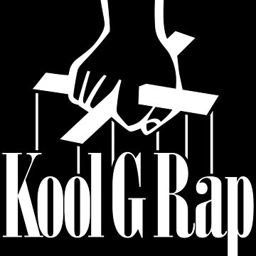 Kool G Rap Roots of Evil Logo by EbtsOby