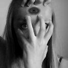 Prying Open My Third Eye by Tam Edey
