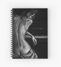 The Piano Spiral Notebook