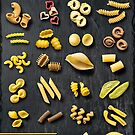Large selection of pasta by sumners