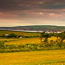 Port Isaac from Trelights, Cornwall by David's Photoshop