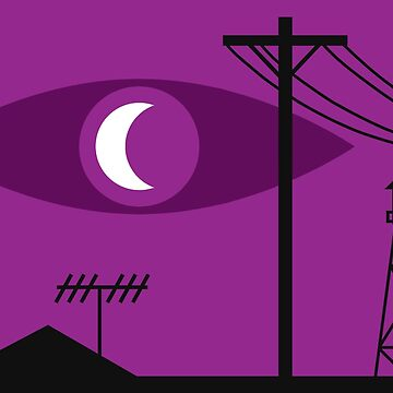 Welcome to Night Vale logo by drlurking