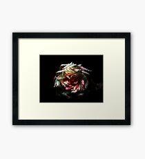 Gothic Rose Framed Print