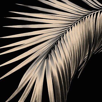 Palm Leaf Dream #1 #tropical #decor #art by anitabellajantz