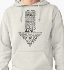 Avatar Monologue  Pullover Hoodie