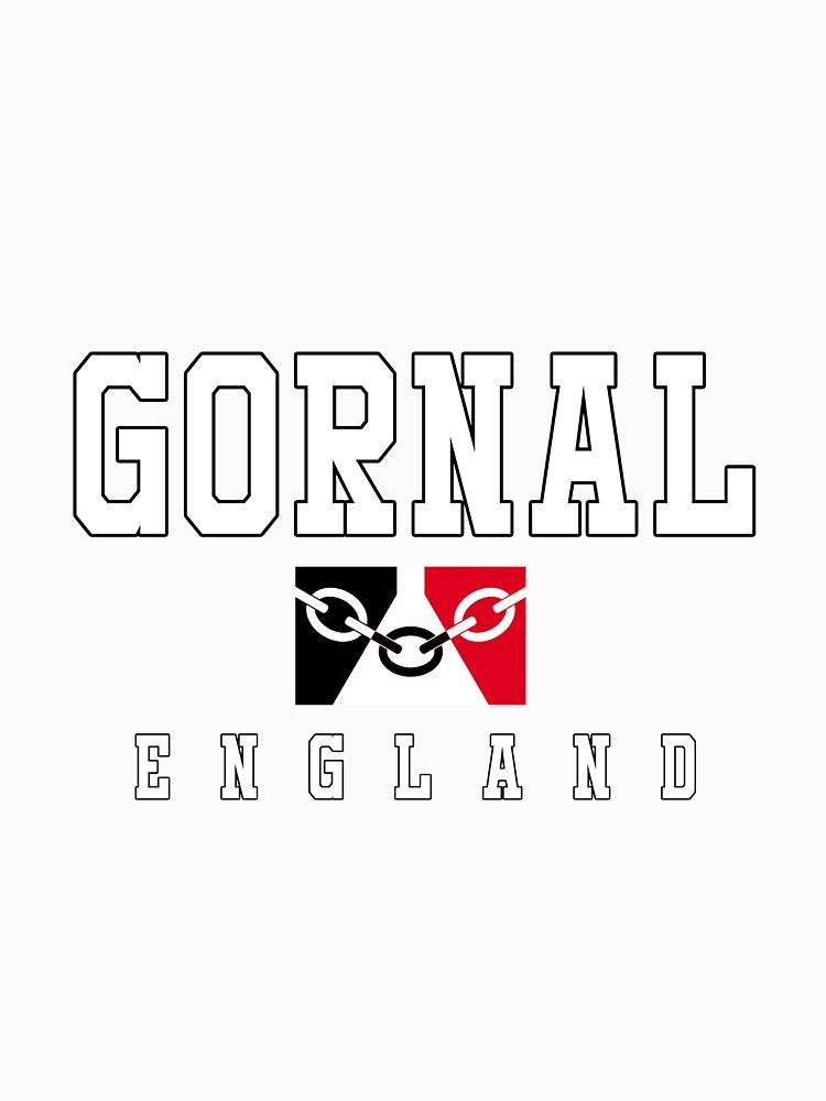 Gornal - Black Country Flag by danbadgeruk