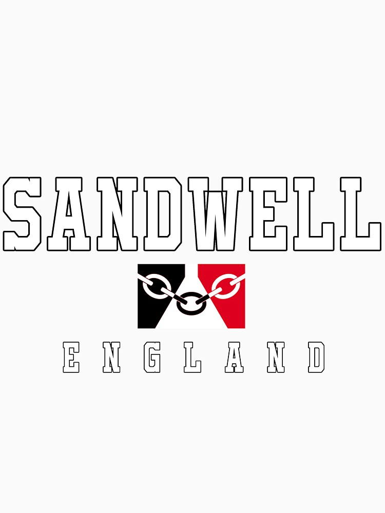 Sandwell - Black Country Flag by danbadgeruk