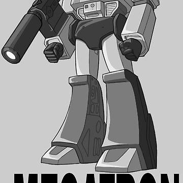 Megatron by SoCalKid
