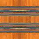 "Zekko Arashi Ryu – ""Orange Pattern"" by zekkoarashiryu"