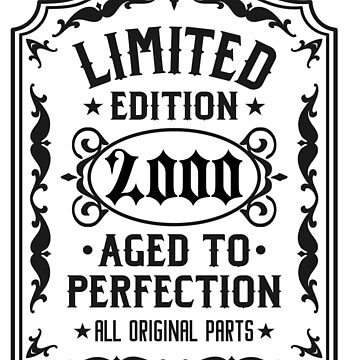 AGED TO PERFECTION 2000 by Kriv71