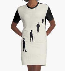 Delta Graphic T-Shirt Dress
