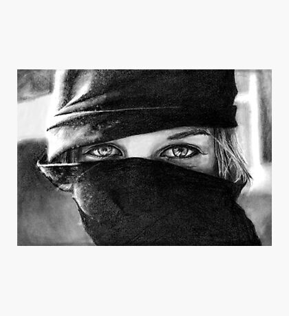 Your Eyes Photographic Print