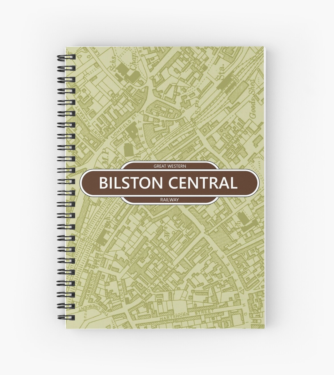 Great Western Railway - Bilston Central by danbadgeruk