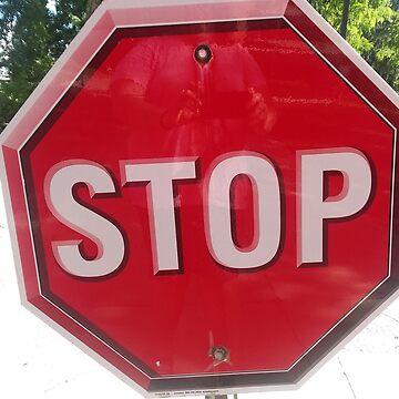 STOPSTOP STOP by MarsGarden