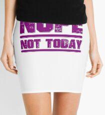 Nope, Not Today Mini Skirt