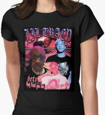 Lil Tracy They Treat You Like You Dead When You Alive! Fitted T-Shirt