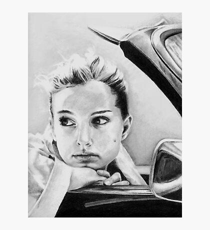 Natalie Portman fanart Photographic Print