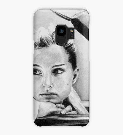 Natalie Portman fanart Case/Skin for Samsung Galaxy