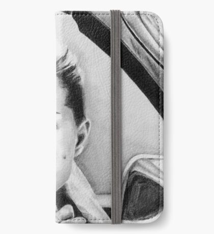 Natalie Portman fanart iPhone Wallet