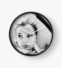 Natalie Portman fanart Clock