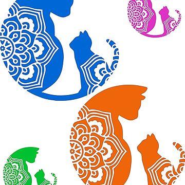 CATS MAMA by Kriv71