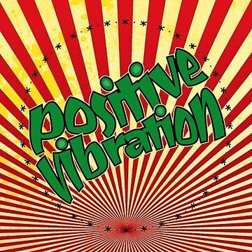 Rasta vibración positiva by Arodi