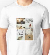 James Potter aesthetic Unisex T-Shirt