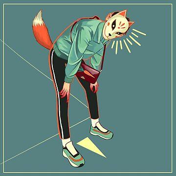 Foxy by Skyfisher