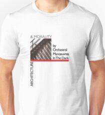 Camiseta ajustada Maniobras orquestales en la oscuridad - Arquitectura y moralidad