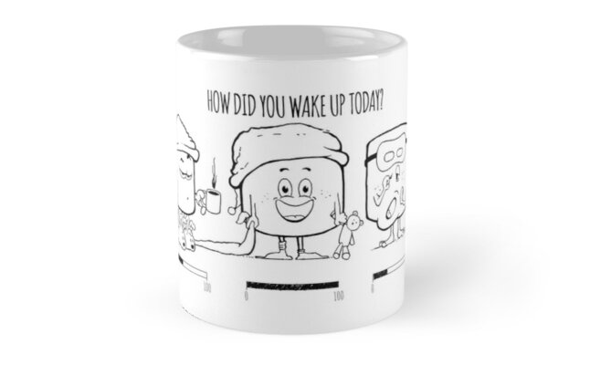How Did You Wake Up Today? by Obsessive Coffee Disorder