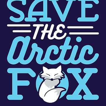 Save The Arctic Fox by jaygo