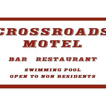 Crossroads Motel  by gregs-celeb-art