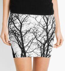 Autumn Sadness Fine Art Print Mini Skirt