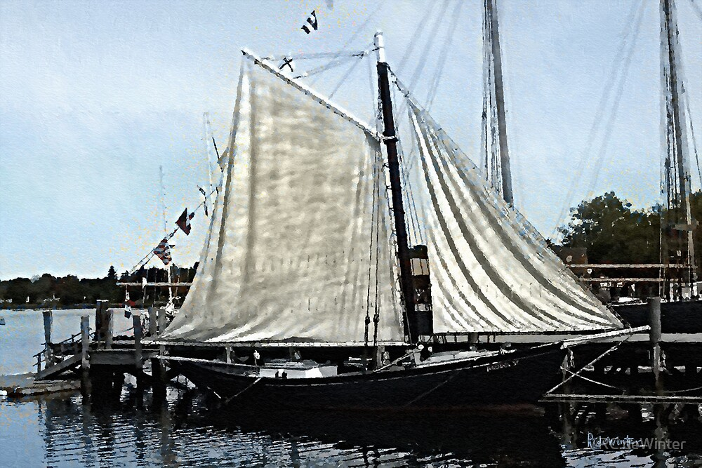 Ready to Sail by RC deWinter