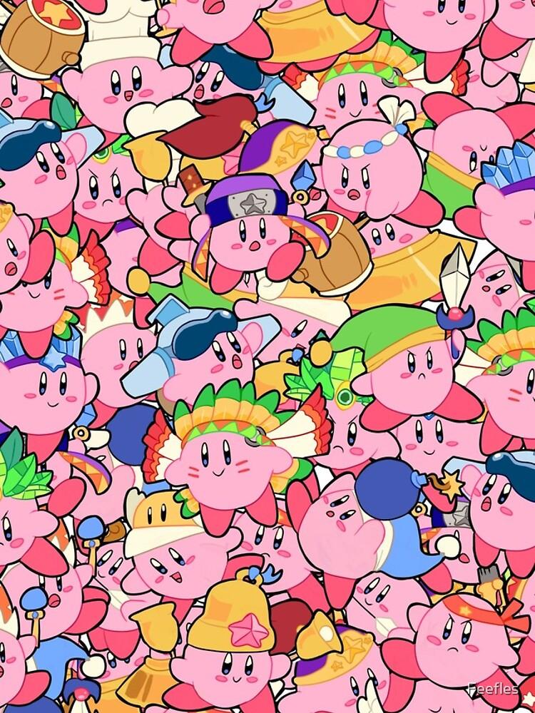 Patrones de Kirby de Feefles