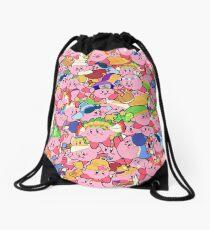 Kirby Patterns  Drawstring Bag