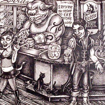 Monster Bar... by SamDantone