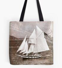 Amazing Grace Melainotype Tote Bag
