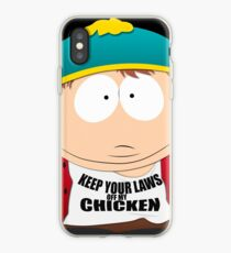 Keep Your Laws iPhone Case